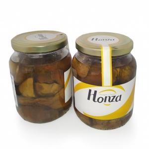 Hongos al aceite de oliva virgen extra